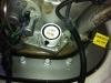 Ultrasonic Antifouling Transducer installed on IPS Drive