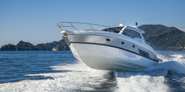 Protect your Power Boat with ultrasonic anti-fouling by CleanAHull MGPS
