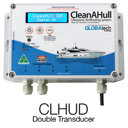 CleanAHull CLHUD Ultrasonic Antifouling System