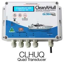 CleanAHull CLHUQ Ultrasonic Antifouling System