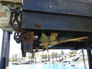 Ultrasonic Antifouling 14 Months